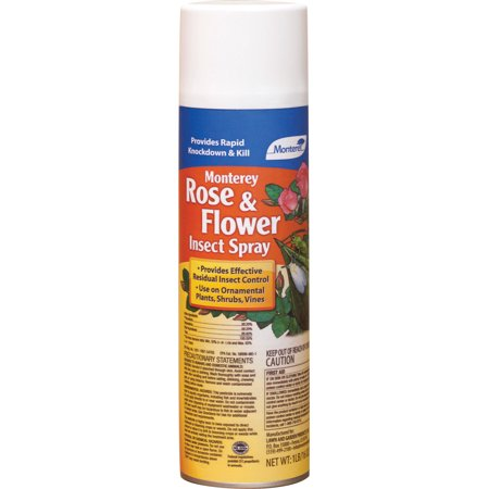 MONTEREY ROSE AND FLOWER INSECT SPRAY READY TO