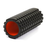 """Foam Roller for Physical Therapy & Massage - High Density Foam Muscle Roller for Back Pain, Athletes, Sports & Exercise, 13"""" x 6 inch"""