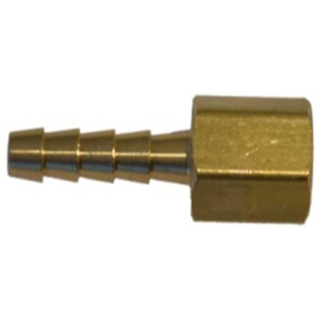 0.25 in. NPT Female with 0.25 Hose Barb - image 1 de 1