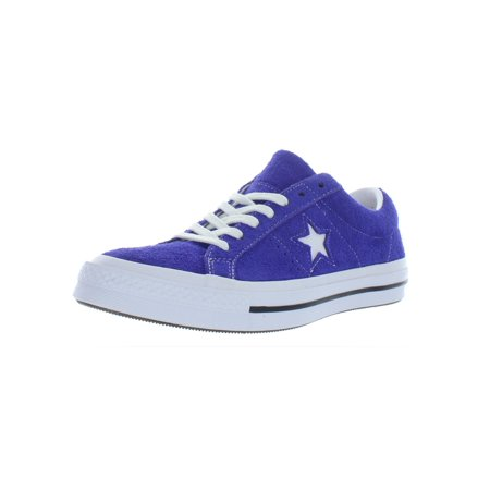 Converse Womens One Star Ox Suede Padded Insole Fashion Sneakers - Converse Personalised
