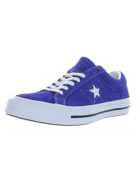 17d79d142a43a2 Product Image Converse Womens One Star Ox Suede Padded Insole Fashion  Sneakers