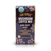 Mushroom Ground Coffee With Lion's Mane