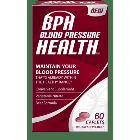 Herbal Supplements Blood Pressure (BPH Blood Pressure Health Caps, 60)