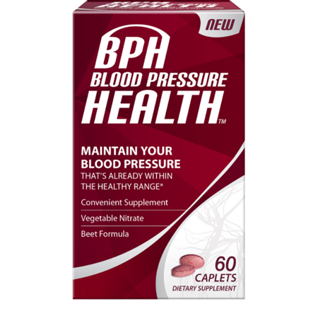 BPH Blood Pressure Health Caps, 60 Ct