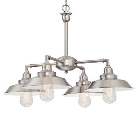 Westinghouse 6354500 Iron Hill 4 Light 25