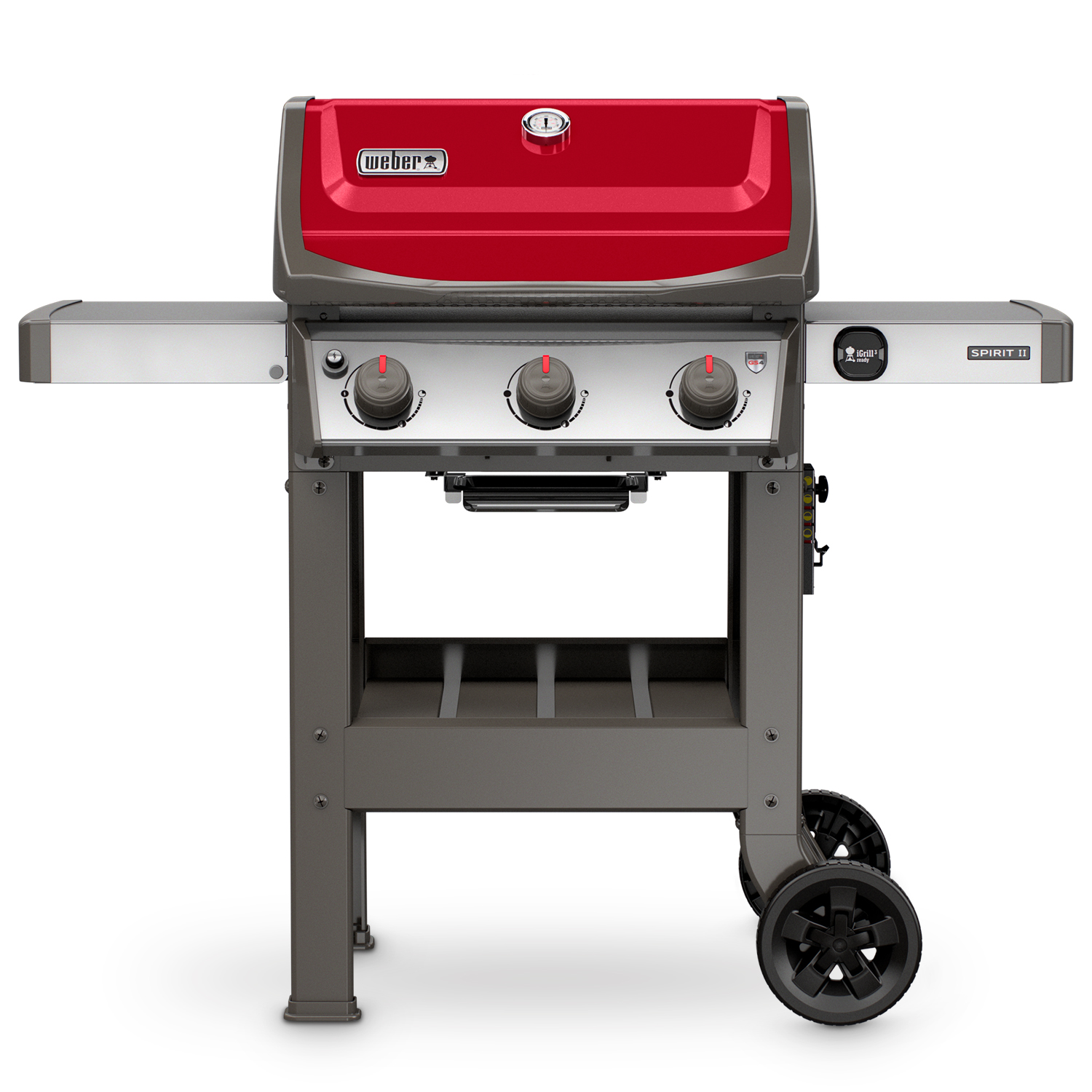 Weber Spirit II E-310 LP Red