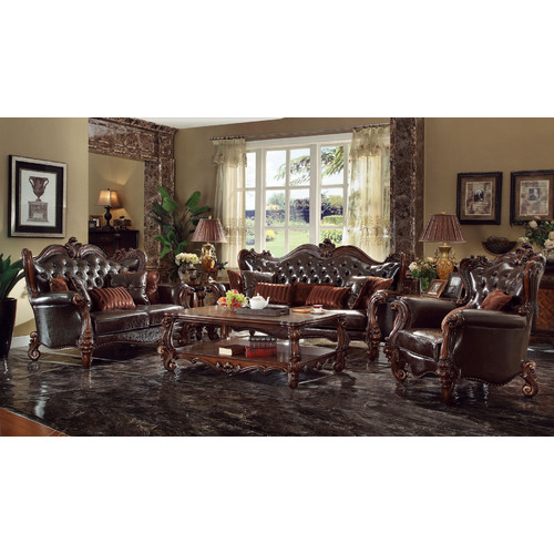 Attirant Au0026J Homes Studio Queen 3 Piece Living Room Set