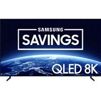 "SAMSUNG 82"" Class 8K Ultra HD (4320P) HDR Smart QLED TV QN82Q900R (2019 Model)"
