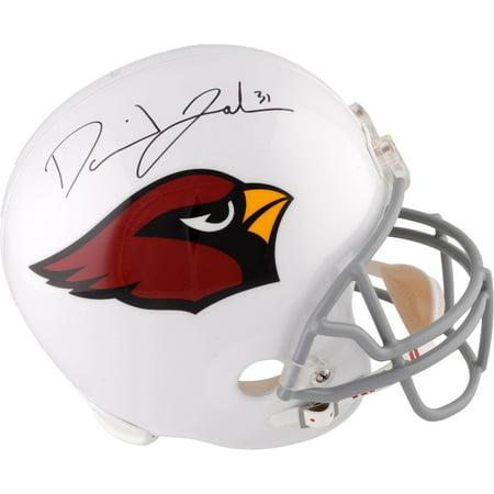 David Johnson Arizona Cardinals Autographed Riddell Replica Helmet - Fanatics Authentic Certified