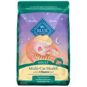 Cat Food: Blue Buffalo Multi-Cat Health