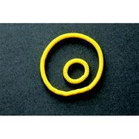 Abilitations 018060 Integrations Chewlery Chewable Necklace Bracelet Set, Yellow