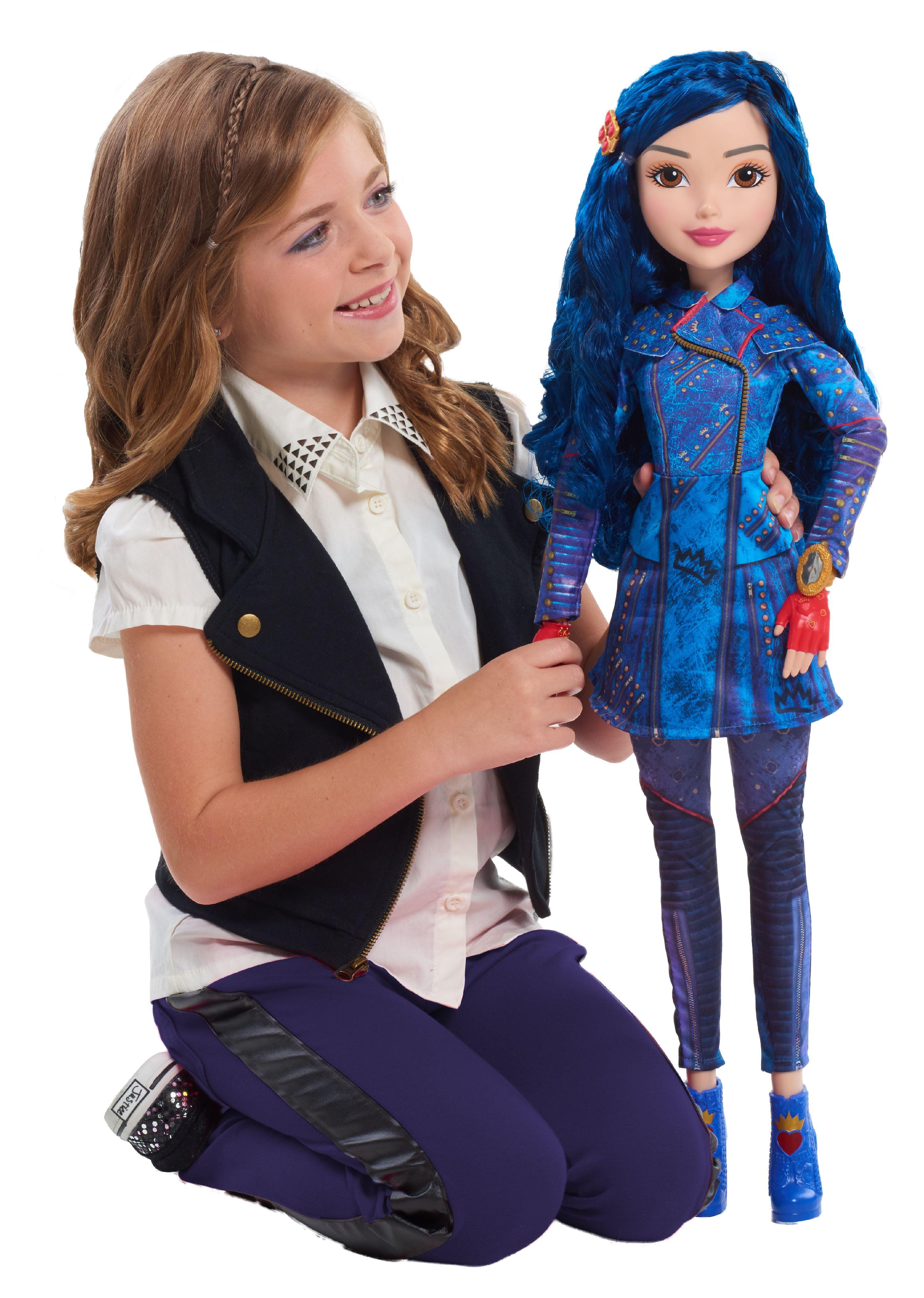 """Disney Descendants 3 Audrey 28/"""" Doll Fashion Deluxe Doll Exclusive Descendant"""