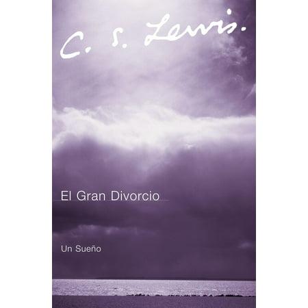 El Gran Divorcio: Un Sueno (Paperback) (Un Sueno En La Floresta Sheet Music)