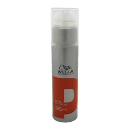 pearl styler styling gel by wella for unisex 100 ml gel. Black Bedroom Furniture Sets. Home Design Ideas