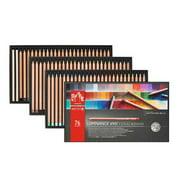 CARAN DACHE/CREATIVE ART 6901776 CARAN DACHE LUMINANCE 76PC COLOUR PENCIL BLENDER BOX SET