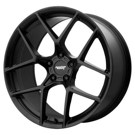 "American Racing AR924 Crossfire 19x8.5 5x4.75"" +50 Satin Black Wheel Rim 19 Inch"