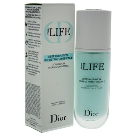 Hydra Life Deep Hydration Sorbet Water Essence by Christian Dior for Women - 1.3 oz