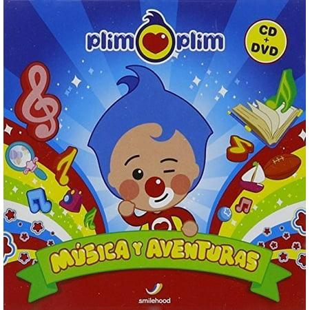 Musica y Aventuras (CD)](Cd Musica Halloween)