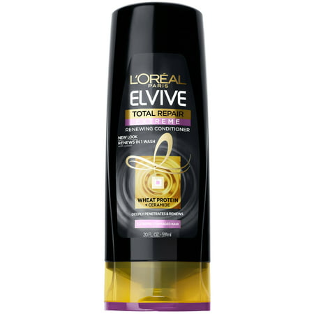 L'Oreal Paris Hair Expert Total Repair Extreme Conditioner, 20 fl oz