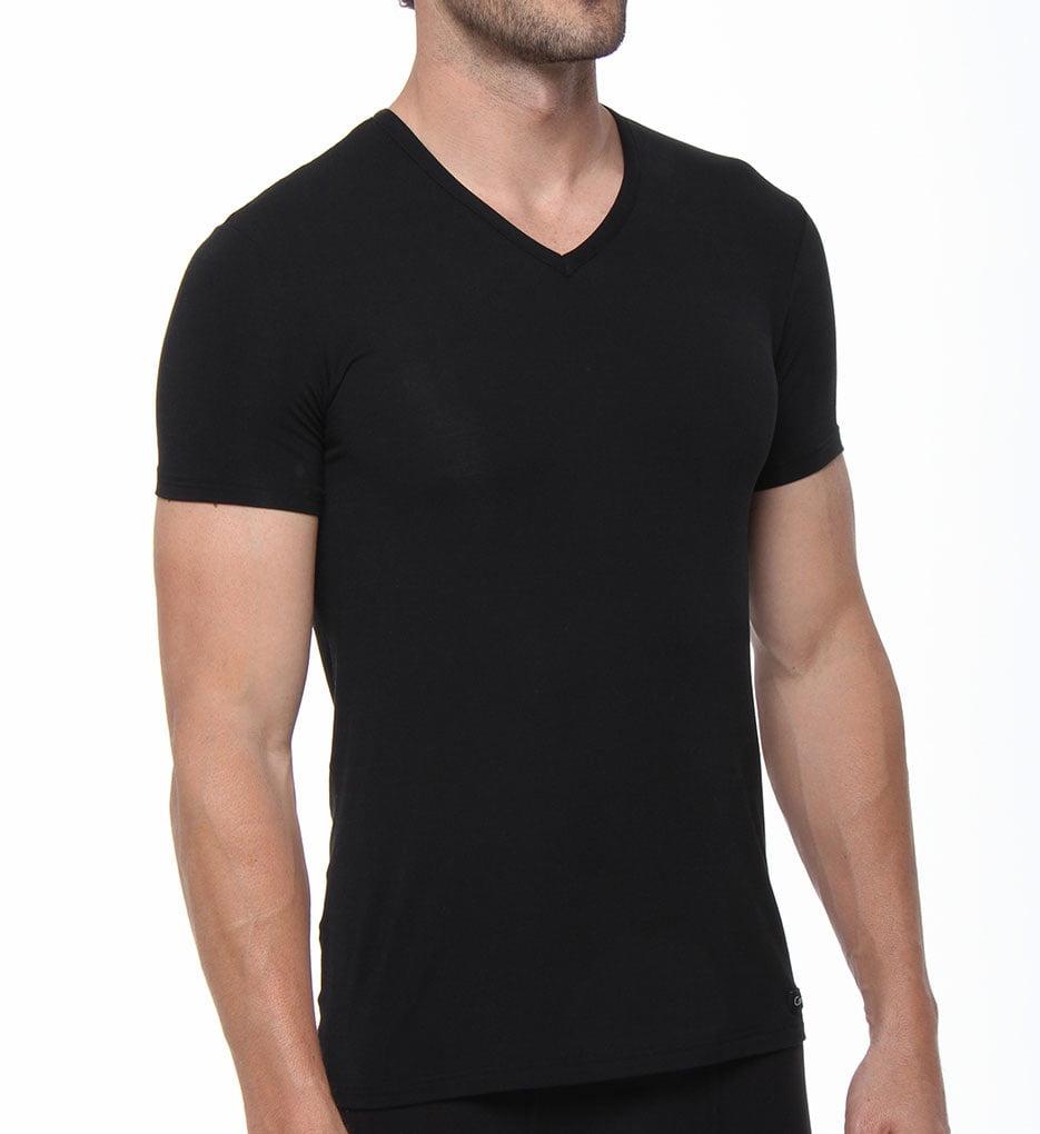 Black t shirt calvin klein - Black T Shirt Calvin Klein 20