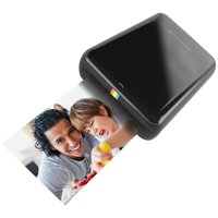 Polaroid Zip Mobile Instant Photo Printer, Black, POLMP01B