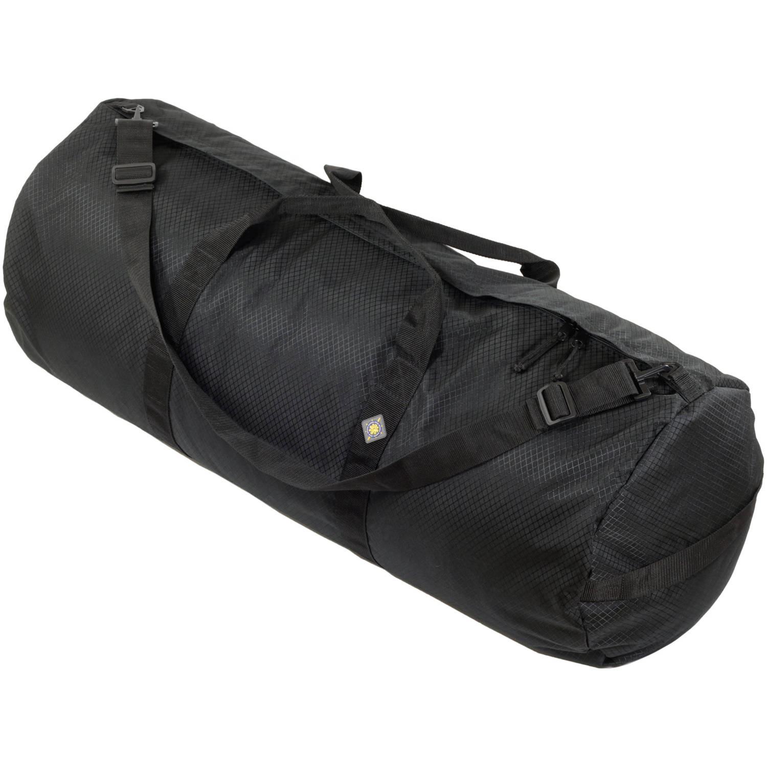 Northstar Bags North Star Sport Duffle Bag 16in Diam 40in L-Midnight Black by Northstar Bags