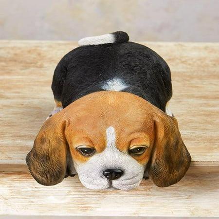 Dog Breed Puppy Shelf Sitters-Beagle