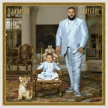 DJ Khaled - Grateful (Edited) (CD) for $<!---->