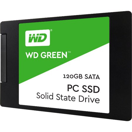 - WD Green 120GB 2.5