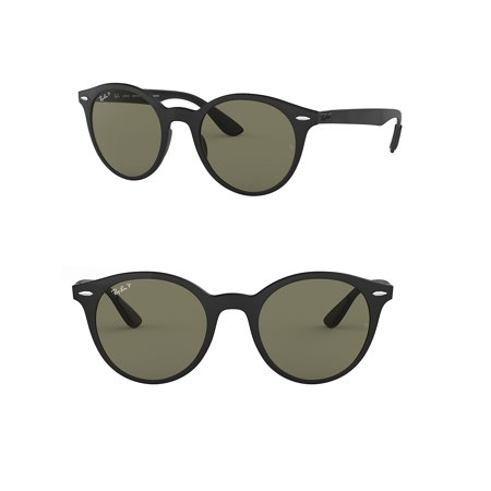 af7d09b7542b1 Ray-Ban - Ray-Ban Unisex RB4296 Liteforce Round Sunglasses