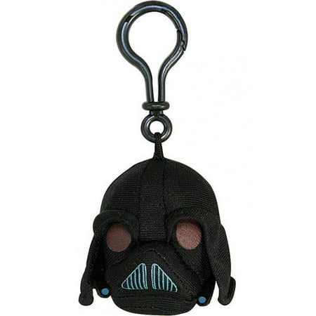 Star Wars Angry Birds Darth Vader Pig Plush Clip On