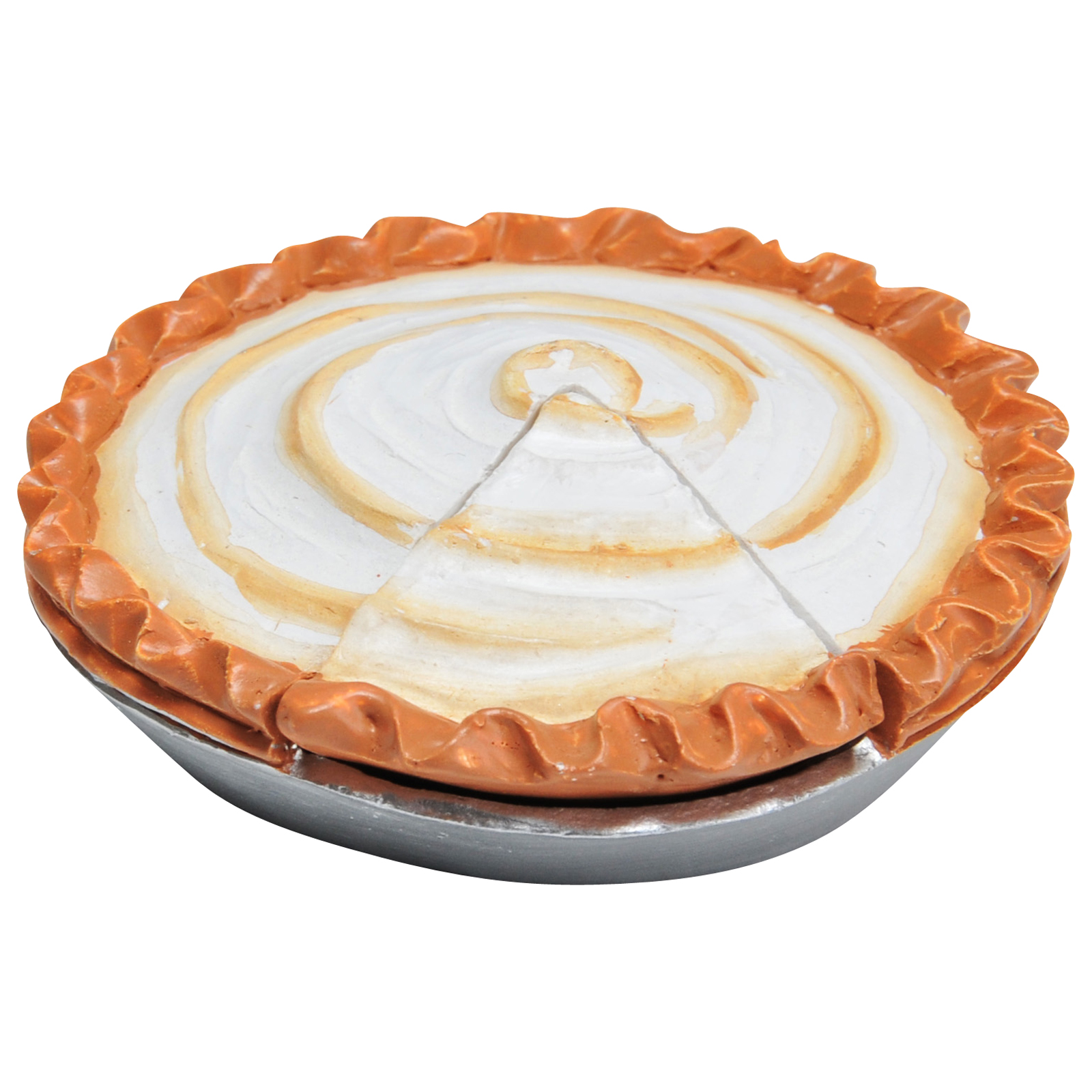 "Bakery Collection Lemon Meringue Pie for 18"" Doll Furniture & Play Kitchen Food Accessories"