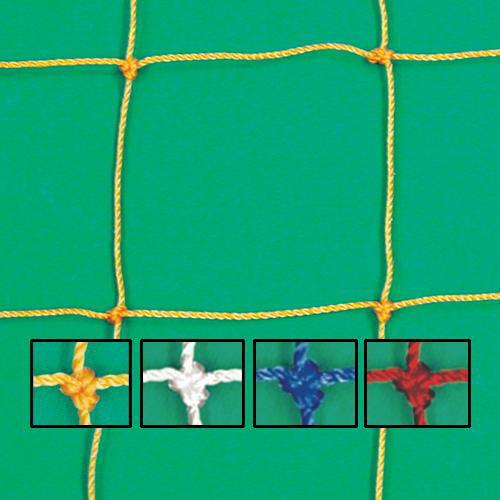 Alumagoal Soccer Net-Color:Orange,Type:Playmaker