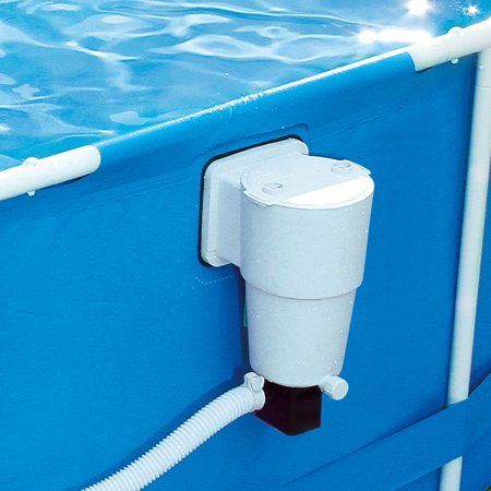 Summer Waves 350 Gallons SkimmerPlus Filter Pump System for Above Ground  Pools