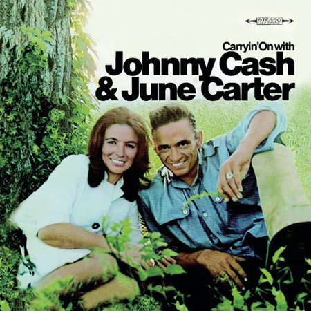 Carryin On On With Johnny Cash and June Carter