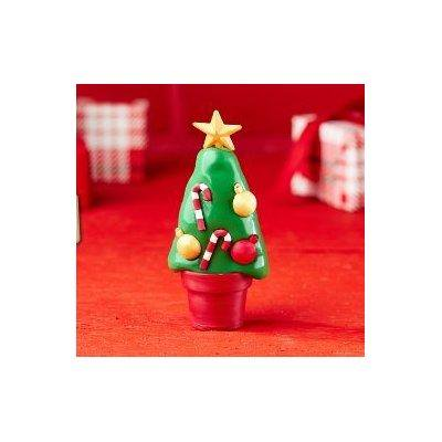the original miracle melting christmas tree](Cupcake Centerpieces)
