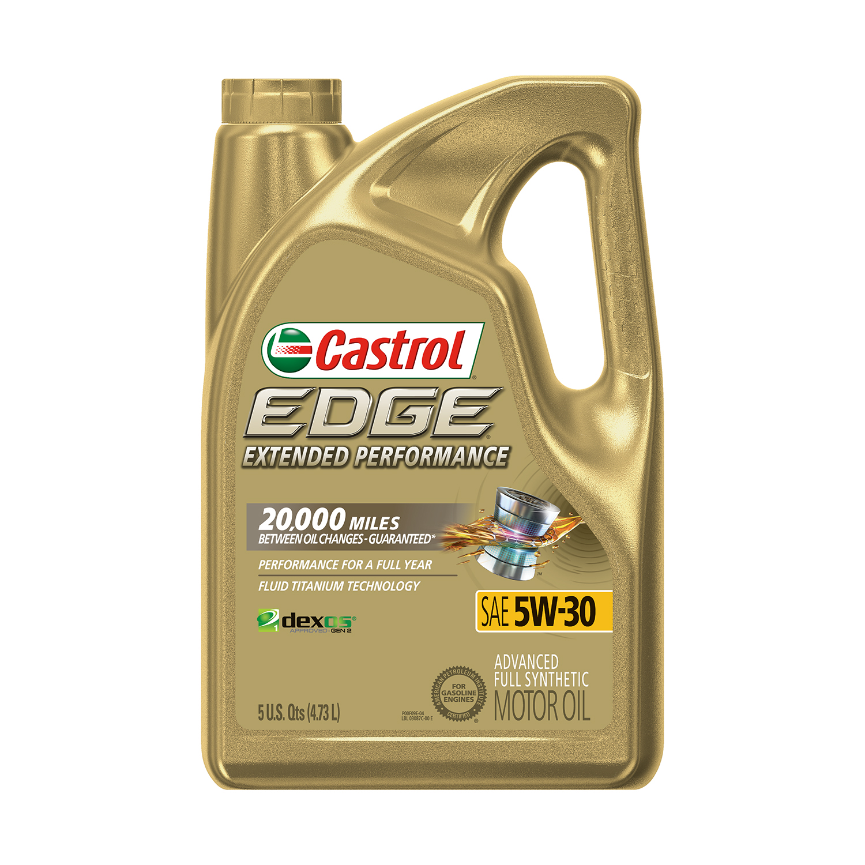 Castrol Edge扩展性能