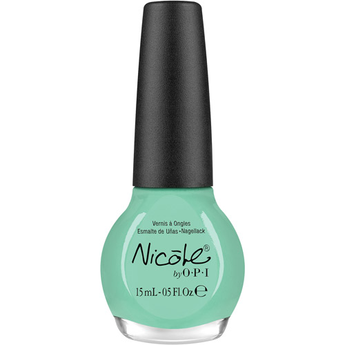Nicole by OPI Nail Lacquer, My Lifesaver NIJ 07