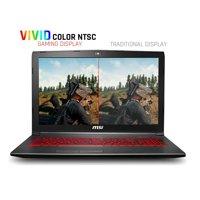 "MSI GV62 8RC-035 15.6"" Thin and Light Gaming Laptop GTX 1050 2G i7-8750H (6 Cores) 16GB 256GB SSD + 1TB Notebook PC"