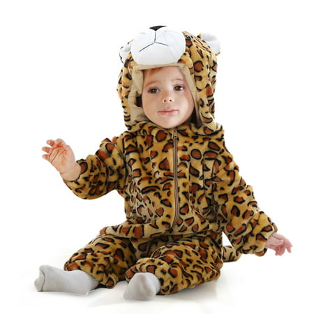 M&M SCRUBS - FREE SHIPPING Leapard Infant Costumes Baby Costumes for $<!---->