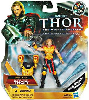 Deluxe Thor Action Figure [Blaster Armor]