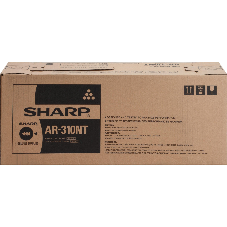 Sharp, SHRAR310NT, AR235 M237 Toner Cartridge, 1 Each by Sharp