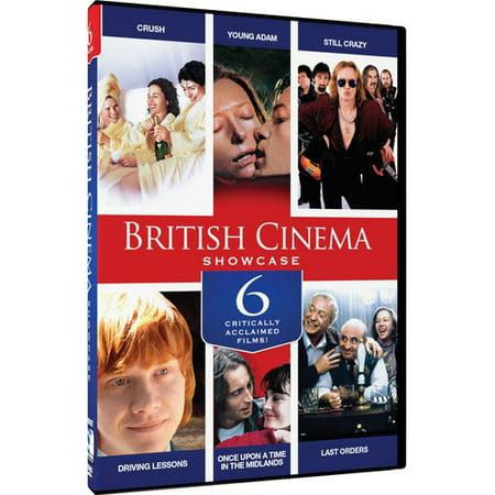 British Cinema Showcase  6 Critically Acclaimed Films