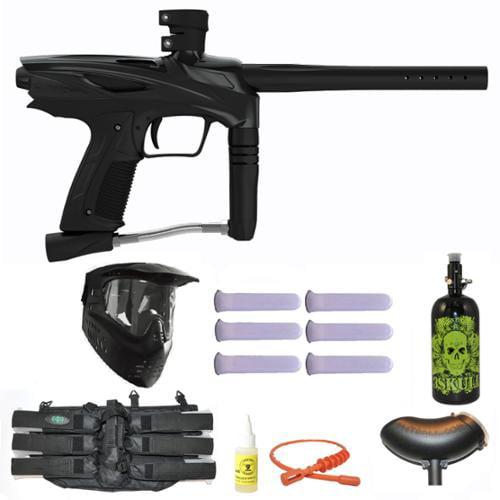 GOG eNMEy Paintball Marker Gun 3Skull N2 Mega Set by