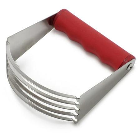 Norpro 3245R Grip Ez Pastry Blender, Red ()