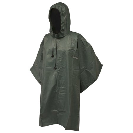 Frogg Toggs Adult Poncho (Cheap Ponchos)