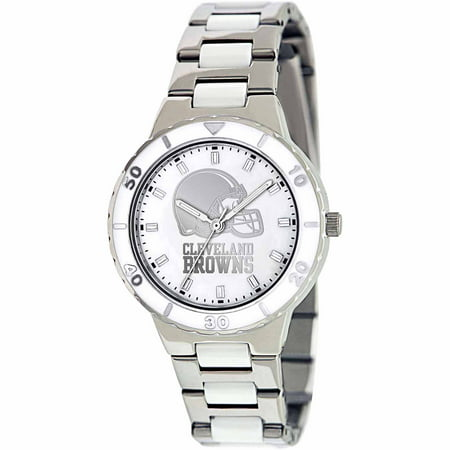 NFL Women's Cleveland Browns Pearl Series Watch