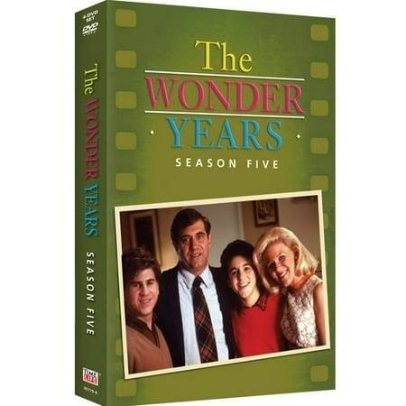The Wonder Years: Season 5 - The Wonder Years Live Halloween