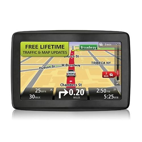 "TomTom GO 600 Automotive GPS w/ 6"" Wide LCD Touchscreen"