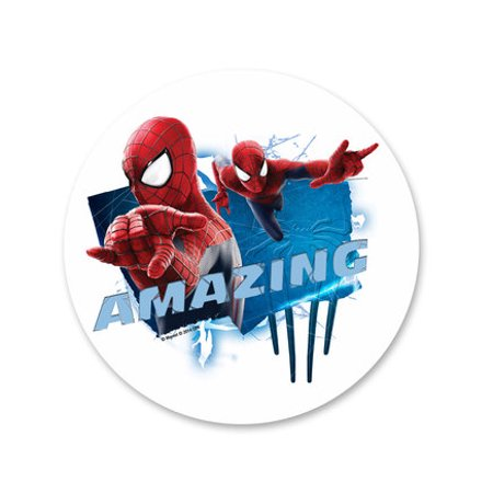 SPIDERMAN CAKE TOPPER WALMART